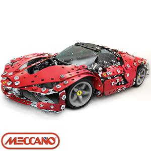 Meccano Adventador Lamborghini OR LaFerrari Models @ Home Bargains - £19.99