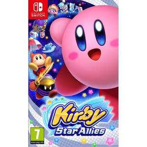 Kirby Star Allies Nintendo Switch Pre-Order £34.95 The Game Collection