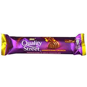 QUALITY STREET HONEYCOMB CRUNCH BAR only 15p in TESCOS discount offer
