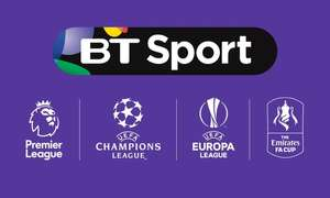 BT SPORT half price for 1 box on sky via Groupon: £12.99 per month for the first twelve months / £6.50 surcharge for HD after three months /  £20 activation fee applies