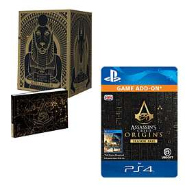 Assassins Creed Origins Collectors Edition AND Season Pass (PS4) £77.98 @ GAME