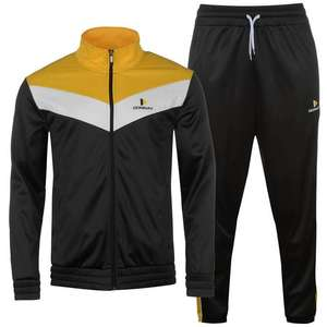 Donnay Poly Tracksuit Mens £7.99 + delivery @ Sports Direct