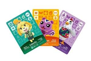 amiibo Card discount offer