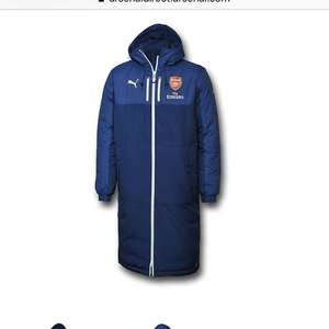 Junior Arsenal Managers Jacket £15 @ Arsenal Direct