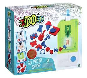 Cool Create IDO3D Print Shop £13.99 @ ARGOS