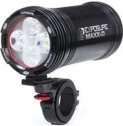 Exposure Maxx-D Mk10 2017 (specialist off road mtb mountain bike light) (+ further BC British cycling 10% off =£236) £262.49 @ CRC