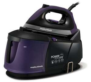 Morphy Richards 332015 Steam Generator Power Elite & Lock £124.99 at Argos