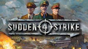 [Steam] Sudden Strike 4 PC £15.89 @ Fanatical