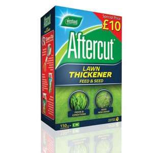 Aftercut Lawn Thickener Big Box 150m2 £1 @ Wickes