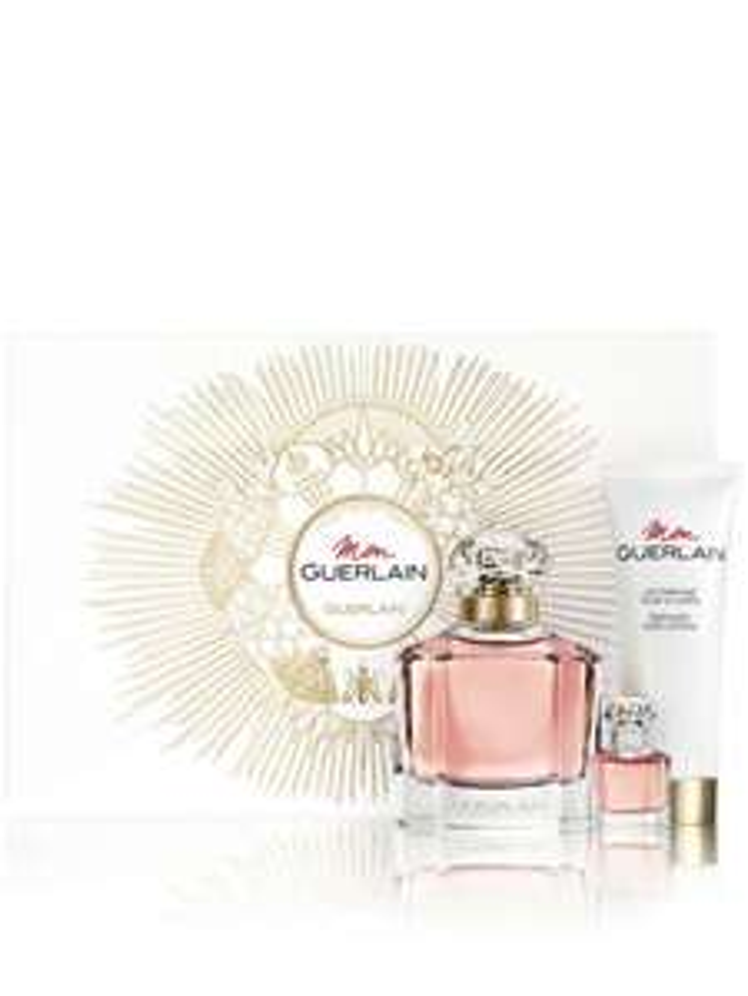 Guerlain Mon Guerlain Eau de Parfum 100ml Set £64.32 @ House Of Fraser