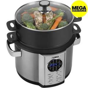 Tower Digital Multi Cooker 5L With Steamer £35.99 + 4.99 del @ JTF