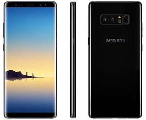 Samsung Galaxy Note 8 Black 64gb Vodafone £902 unlimited mins / texts 4gb data 24 months £350 upfront @ Mobiles.co.uk