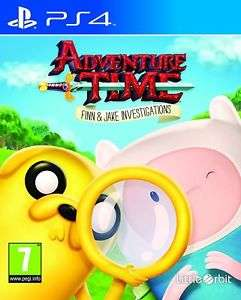 PS4 Adventure Time (Finn and Jake Investigations) £14.99 Boomerang Rentals via Ebay