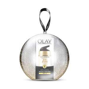 Olay total effects day cream SPF 15 £1 superdrug