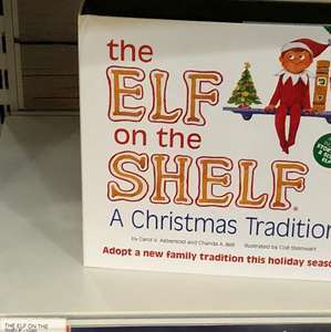 Elf on the Shelf £9 @ Dobbies instore