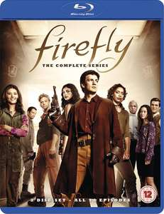 Firefly – Complete Series 15th Anniversary Edition Blu-ray £14.39 with code @ Zavvi