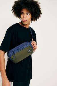 Herschel cross-body bag.  Was £50.00 reduced to £14.49 inc P&P with code SALEONSALE. @ Urban outfitters