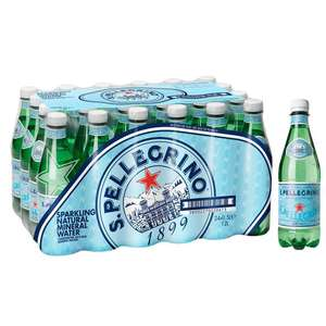 24 bottles of san Pellegríno for 0.65p! @ Ocado