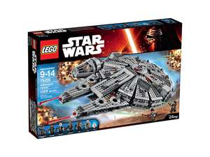 Lego Millennium Falcon £93! Instore @ Sainsbury's – Stanway discount offer