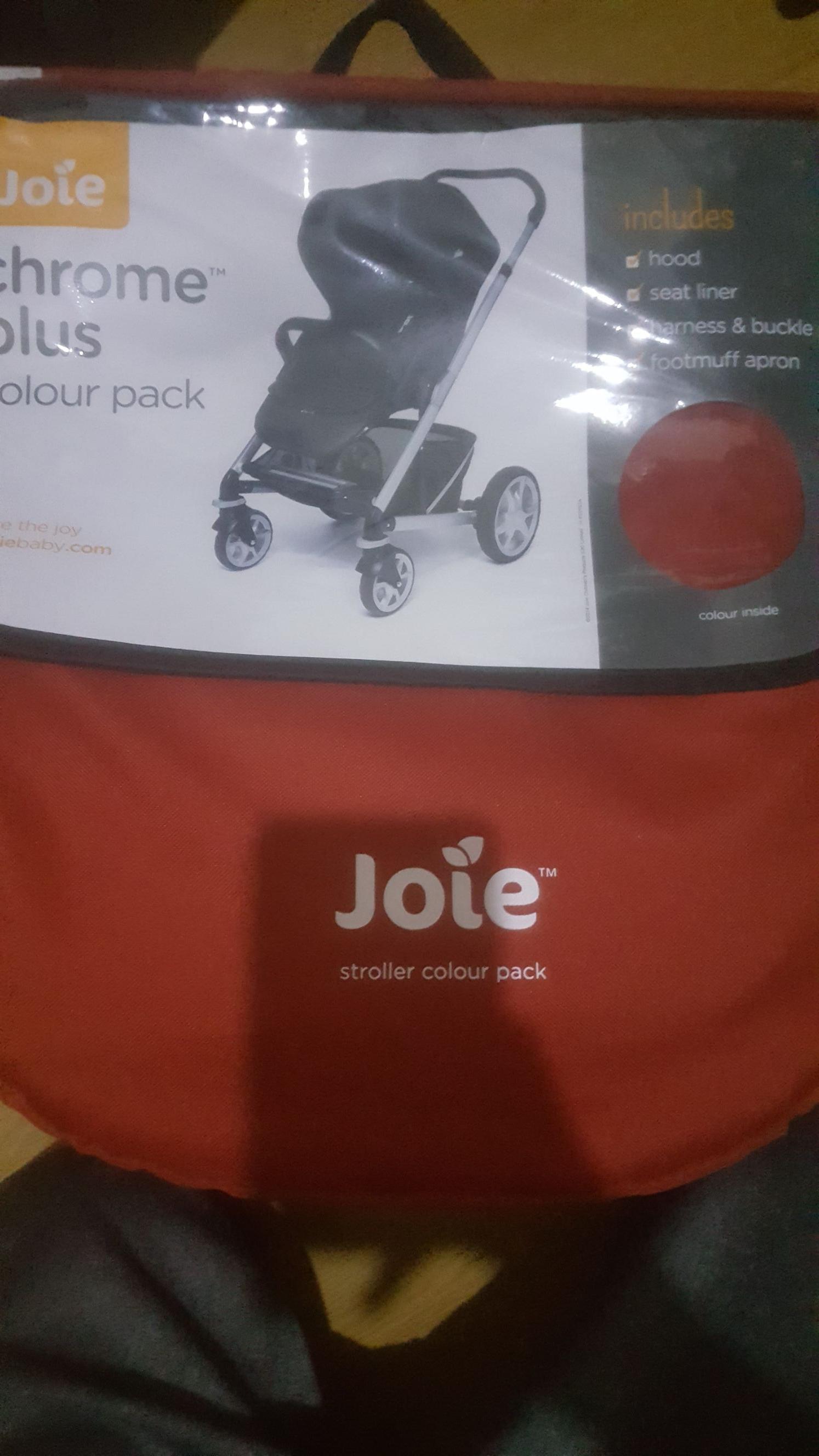 Joie chrome plus colour pack £5 @ Toys r us - st andrews