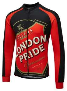 Foska 'London Pride' cycling jackets half price £34.96 @ Foska
