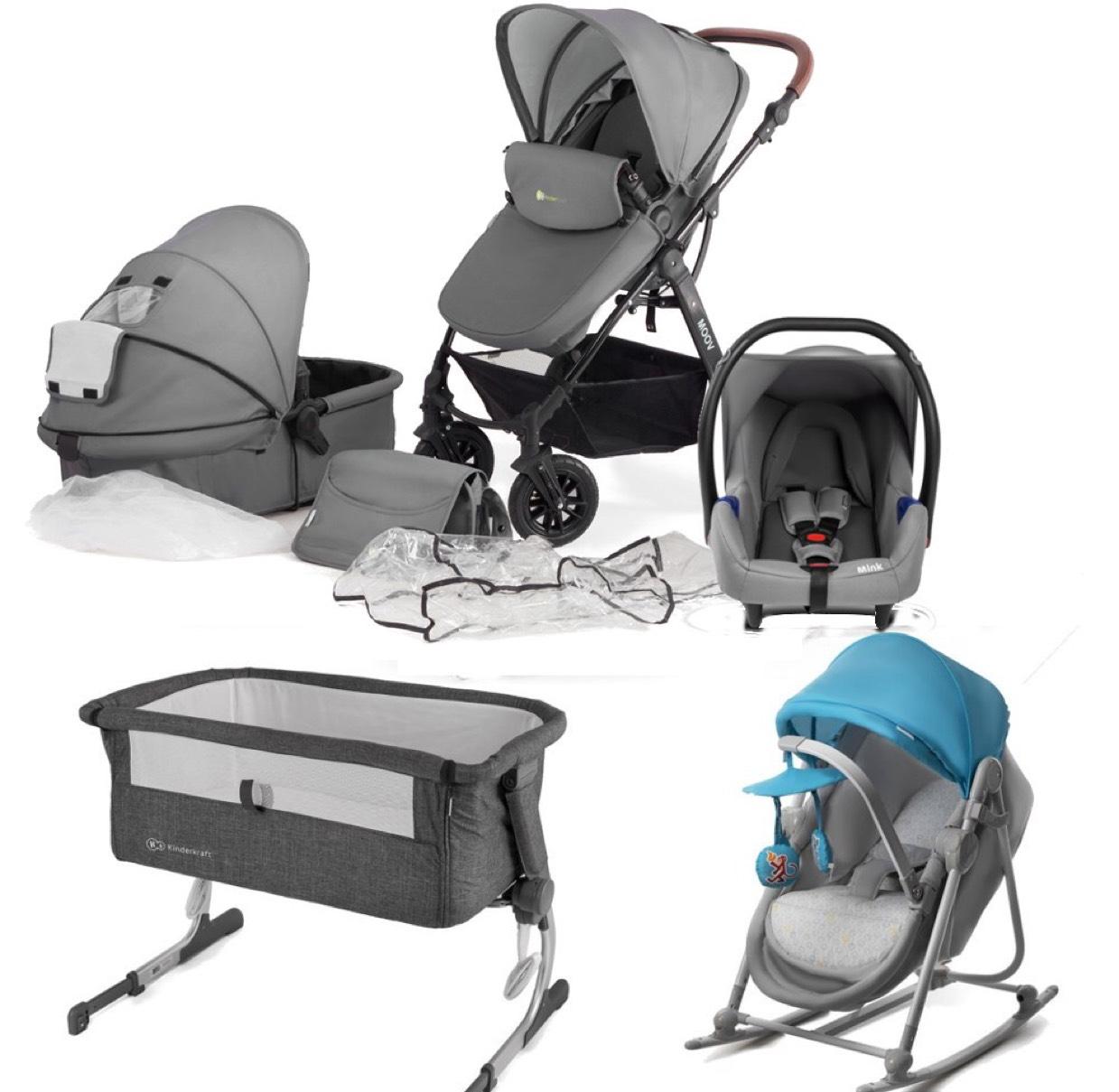 KinderKraft Moov Starter Bundle £379.95 @ Preciouslittleone discount offer