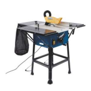 Workzone Table Saw Pre order at Aldi - £89.99 discount deal