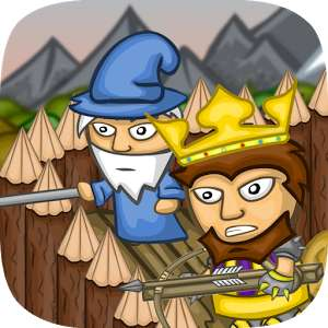 King of Maths Defence free @ Google Play (was £2.09)