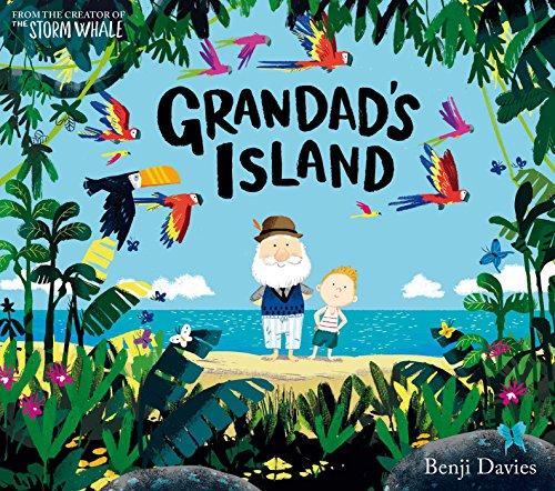 Grandad's Island by Benji Davies Paperback - £2.09 @ Amazon Prime (£5.08 non-Prime)