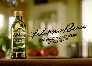 Filippo Berio  Olive Oil (500ml)  now £3 was £5.95 @ Tesco (in-store & online)