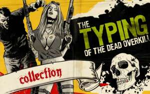 The Typing of the Dead Overkill Collection - Humblebundle (Activates on Steam) - £3.74