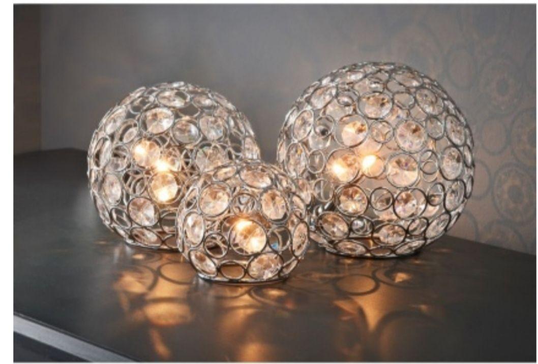 Verona Feature Lights 3pk B&M bargains for £5