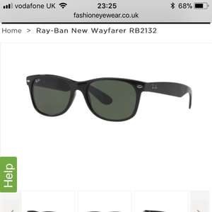 Ray-Ban new wayfarer 2132 Black £47.20 @ Fashion Eye Wear