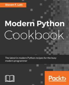 Modern Python Cookbook at Packtpub
