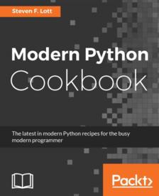 Modern Python Cookbook at Packtpub