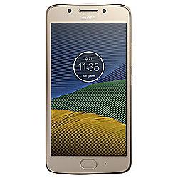 Moto G5 Gold-SIM Free £139 @ Tesco.