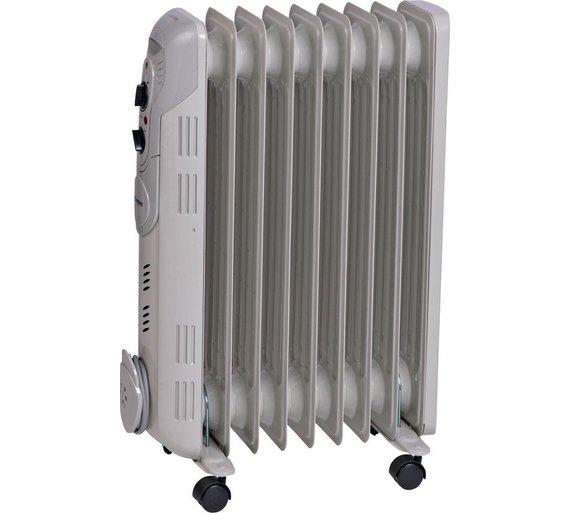 Dimplex Essentials DEOC20 2kW Oil Filled Radiator £67.99 @ argos.