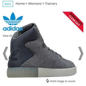 Adidas woman trainers £19.99 + £4.49 delivery - MandM Direct