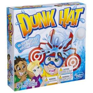 Hasbro Dunk Hat was £17 now £5 C+C @ Tesco Direct in save upto 1/3 on Toys Event - some with higher discounts - links in OP