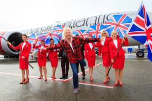 Virgin Atlantic £50 flights to Miami  @ Waterloo Station