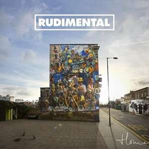 Rudimental -  Home (Deluxe Edition) download MP3 - £0.01 @ warnermusic.com