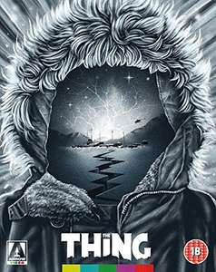 The Thing (new restoration from a 4K scan) blu-ray £13.30 (Prime) / £15.29 (non Prime) at Amazon