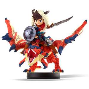 One-Eyed Rathalos & Rider (Male) Monster Hunter Stories amiibo - £8.76 - PlayAsia