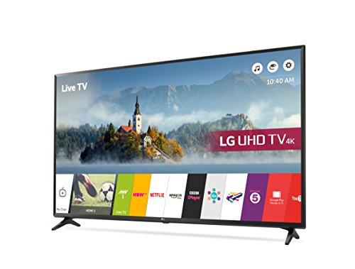 Price Drop LG 43UJ630V 43 inch 4K Ultra HD HDR Smart LED TV (2017 Model) £344.90 Amazon  sold by Tvsandmore