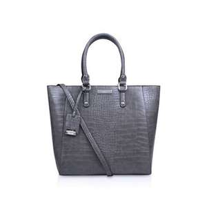 Carvela Kurt Geiger - Arlette2 Large Tote in Grey was £89 now £39 Del w/code @ Debenhams (more in OP from £19 Del)