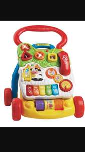 VTech First Steps Baby Walker - £17.50 - Tesco