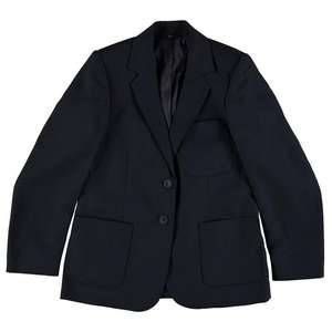 Russell Athletic Classic Blazer Junior Girls - Black £1 to £1.49 + £4.99 delivery sportsdirect.com
