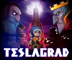 Teslagrad (Steam) £0.70 @ Gamersgate