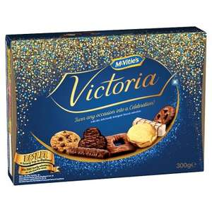 McVitie's Victoria Biscuits 300g for £1 @ Morrisons