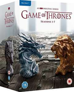 Game of Thrones - Season 1-7 [Blu-ray] @ Amazon £65.20